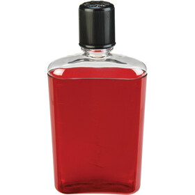 Nalgene PC Hip Flask 300ml, red